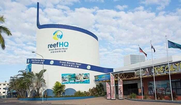 Reef Headquarters Aquarium