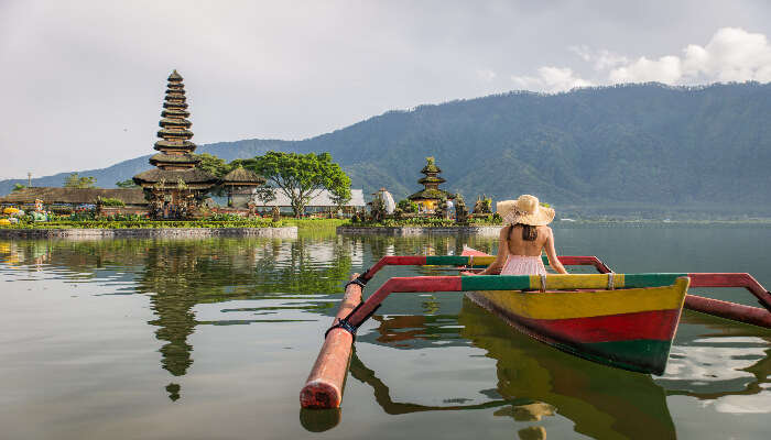 Ride to Ulun Danu Temple