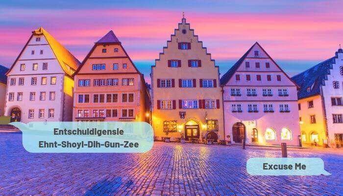 Rothenburg City Germany