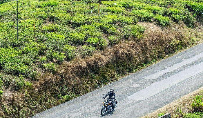 Royal Enfield Tour of Bhutan