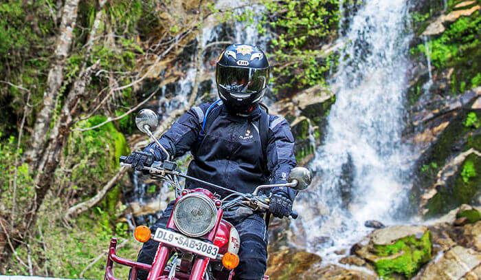 Royal Enfield Bhutan tour