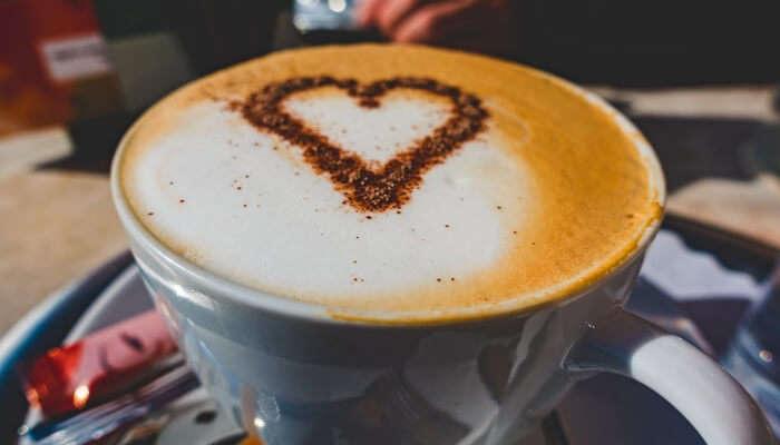 Heart Shape Coffee