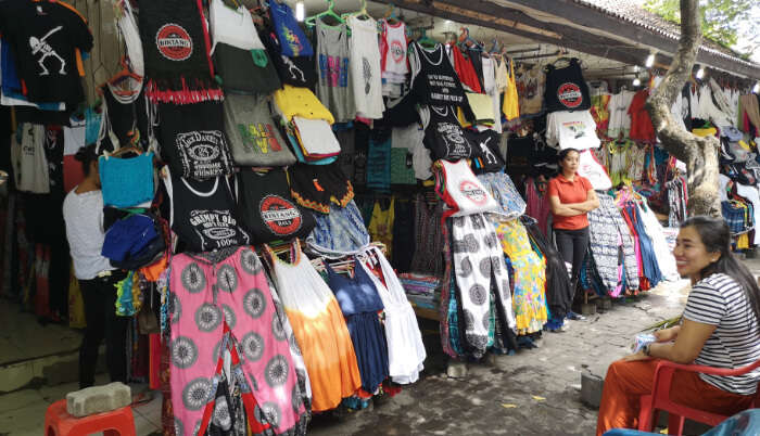 Shop at the most famous markets in Kuta
