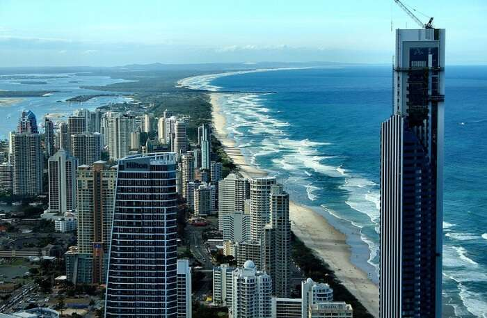 Skypoint Observation Deck In Queensland