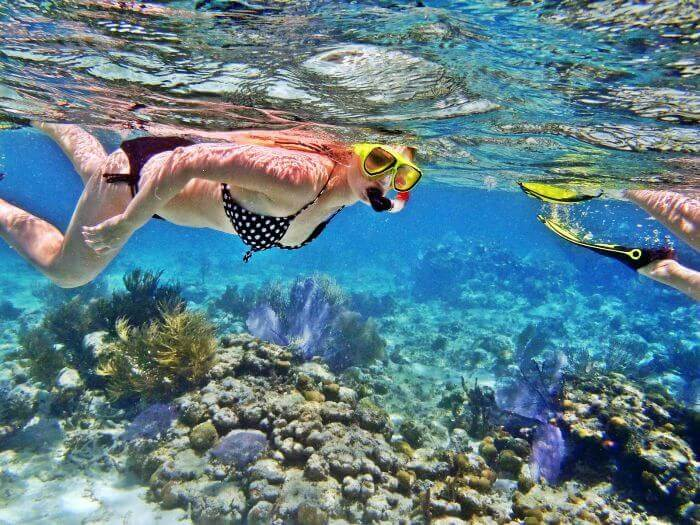 Snorkeling in Bali_24th oct