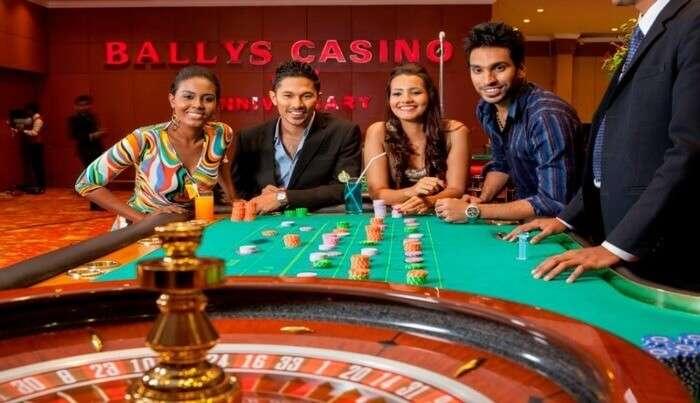 Ballys Casino