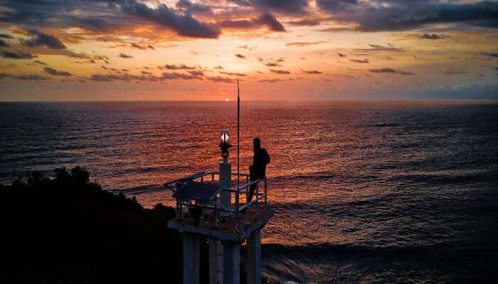 Uluwatu Lighthouse