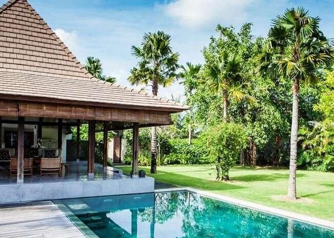 villa padawan with private pool