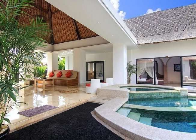 villa seminyak with private pool and world-class interiors
