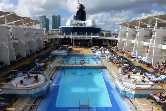 Celebrity Reflection Cruise Line