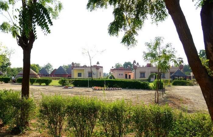 view of balaji resort