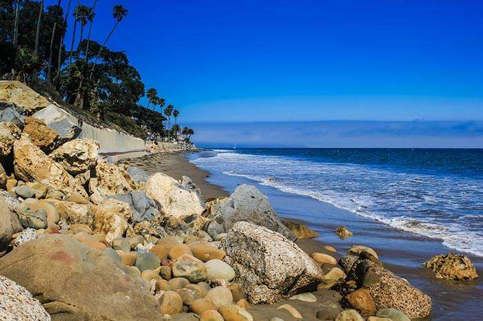 The offbeat beautiful beach in South Goa