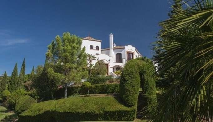 Hacienda de Madronal in Spain