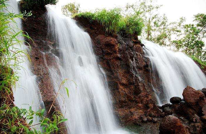 The best waterfall of Jawahar