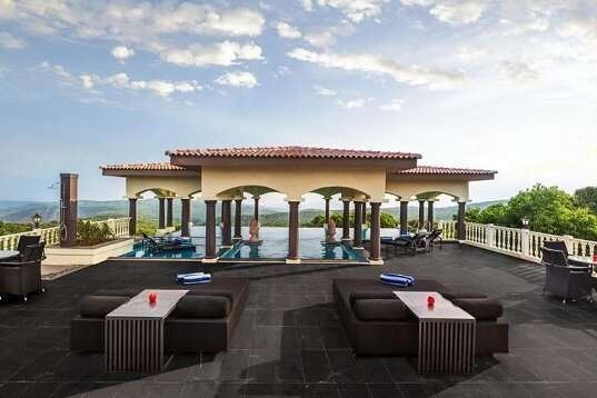 luxury resorts for couples mahabaleshwar