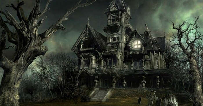Image result for haunted place,nari
