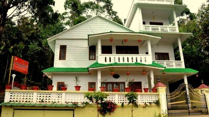 private holiday home munnar