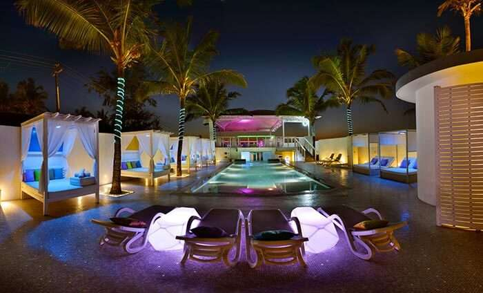The perfect resort in Goa