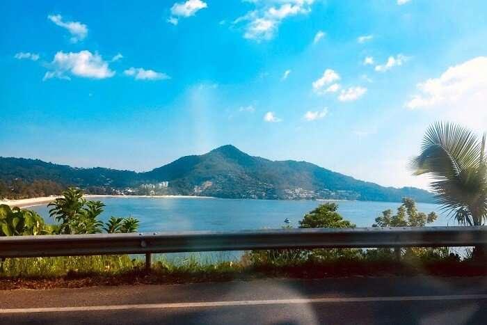 pooja thailand trip day 7 drive