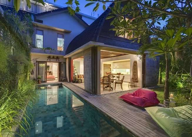 stunning rumah 88 with private pool