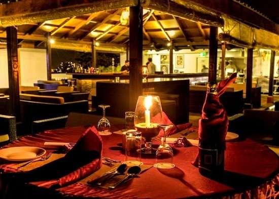 sea shell hotel restaurant