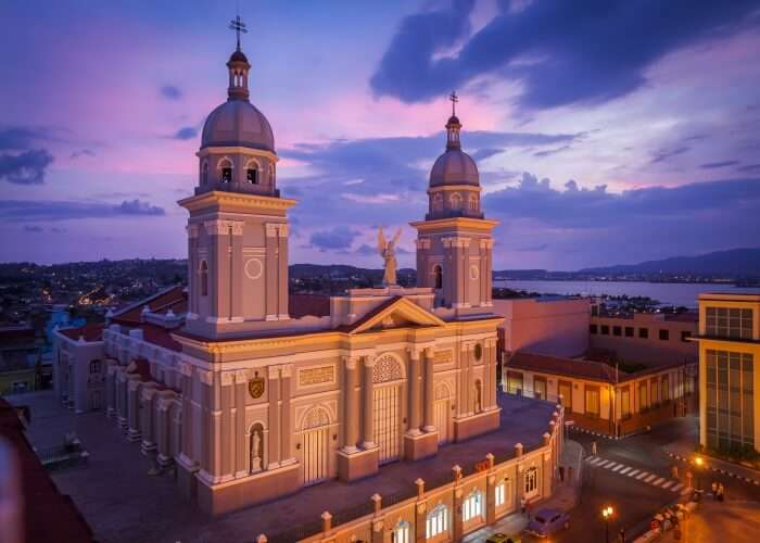 Cathedral of Nuestra Senora de la Asuncion, Santiago de Cuba