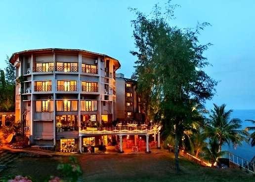 sinclair bay view hotel  andaman