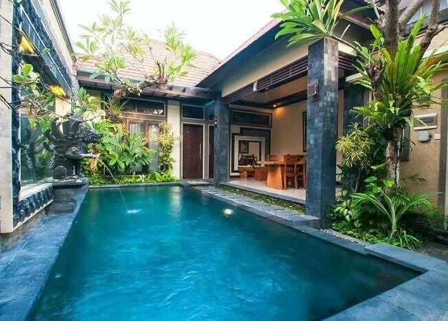 enjoy a stay at Taman Sari villa
