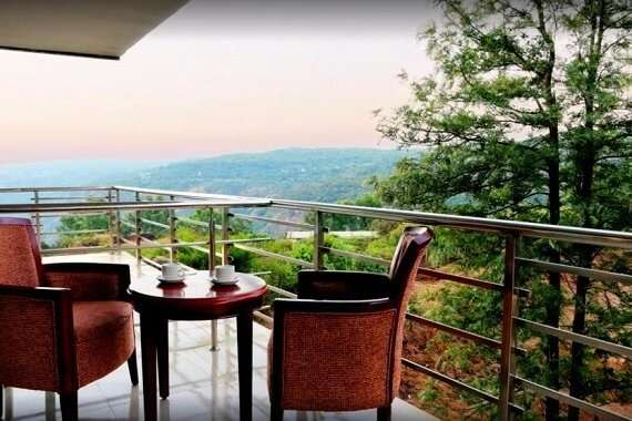 mahabaleshwar luxury resorts