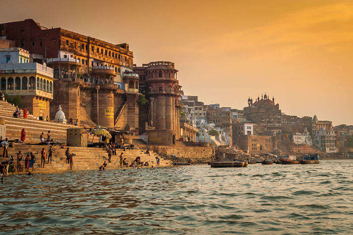 take a stroll at the ghats at varanasi, a priceless experience