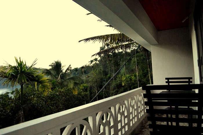 homestay views munnar