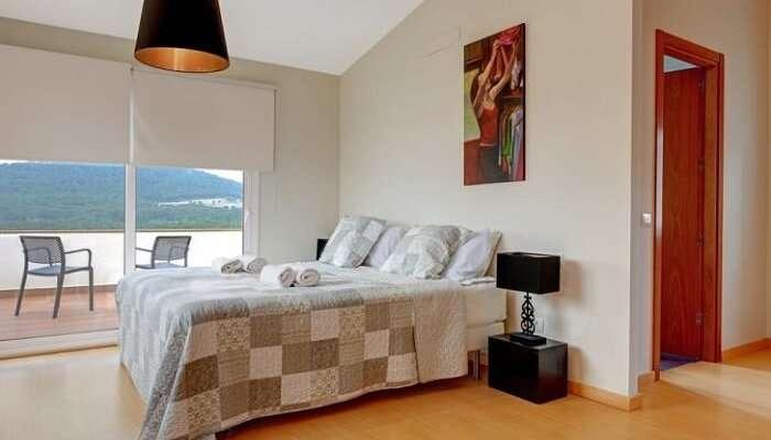 Room in Villa Gelida Spain