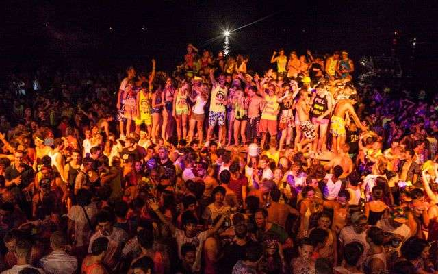 Full Moon Party in