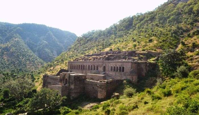 Bhangarh Fort - the most haunted place in India