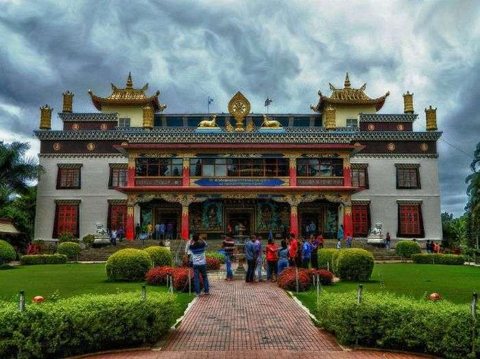 Bylakuppe, tourist attraction full of cultural delights
