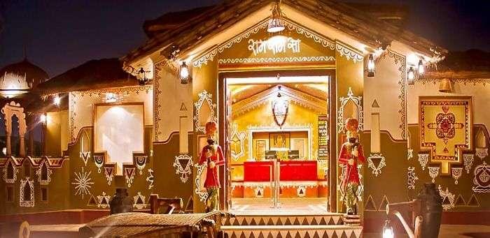 Chokhi Dhani Jaipur for a true Rajasthani experience