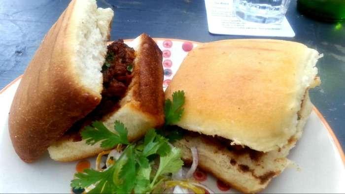 Must taste Goa's famous Chorizo Pao