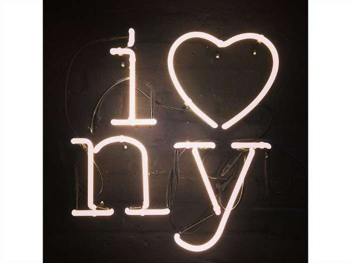 Create an homage to your favourite destination with a custom neon sign