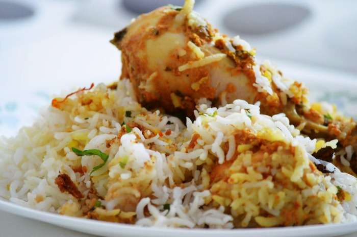 Travel to taste - Hyderabadi Dum Biryani