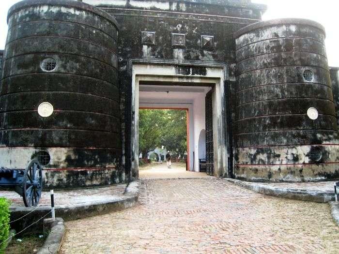 Fort Unchagaon - a royal heritage getaway