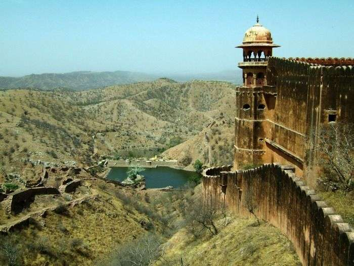 Jaigarh Fort - a road trip from Delhi to the Royal City of Jaipur