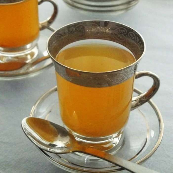 Must taste spicy Kahwa Chai in kashmir