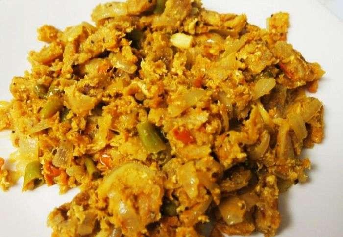 Taste Kottu Parotta in Chennai