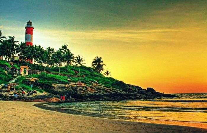 Kovalam - an idyllic holiday destination, Trivandrum