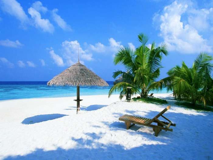 Islands of Lakshadweep is one of the most splendorous places