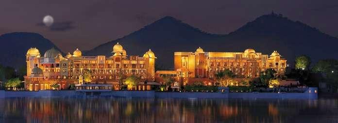 Feel royalty at Leela Palace hotel Udaipur, Rajsthan