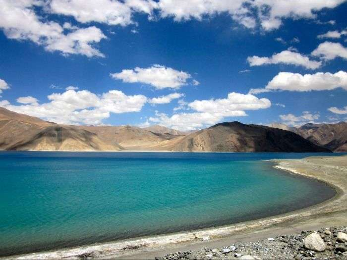 Leh Ladakh - Scenic splendour, majestic mountains and pristine blue lakes