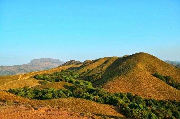 Trekking at Mandalpatti View point, Coorg