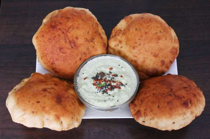 Travel to taste sweet banana flavoured Mangalore Buns