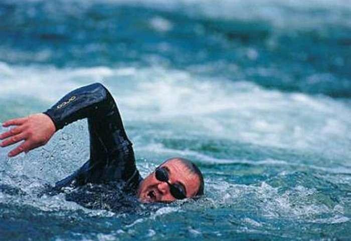 Martin Strel - Swimming the Amazon